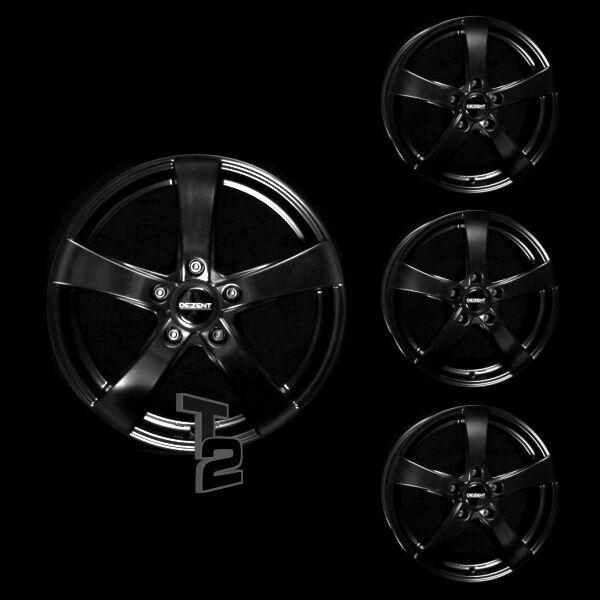 Winter Felgen 17 Zoll Schwarze Alufelgen Für Mazda Cx-3, Cx-5, Cx-7 (B-3504703)