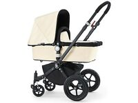 Bugaboo cameleon 2 special edition with ride on buggy board & car seat adapters