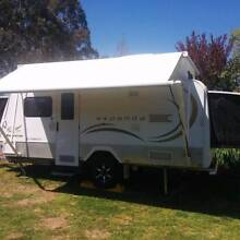 Hire special - Jayco expanda 16-49-2 $105 per day. Chisholm Tuggeranong Preview