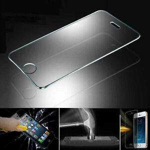 TEMPERED GLASS CLEAR SCREEN PROTECTOR FOR IPHONE 5 5S 6 6S 6S+ Regina Regina Area image 9