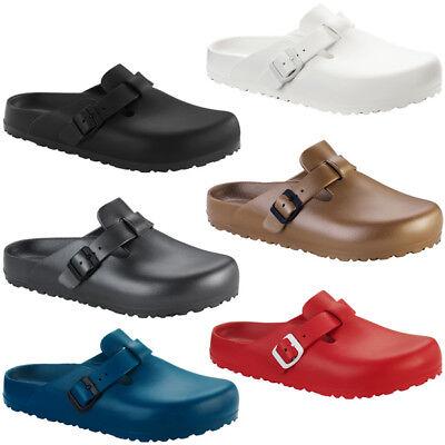 Birkenstock Boston EVA Clogs Pantoletten Sandale Badeschuhe Hausschuhe Pantoffel