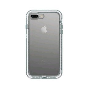 LifeProof Next  iPhone8 Plus/7 Plus Seaside (Clear/Aquafer) )