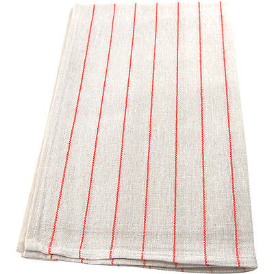 Lint Free Glassware Bar Towels- Set of 3- Absorbent Cotton Drying Spill Towels  for sale  Shipping to India
