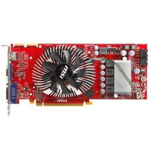 MSI R4870 1GB Video Card Used