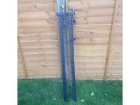 T Bar sash clamps