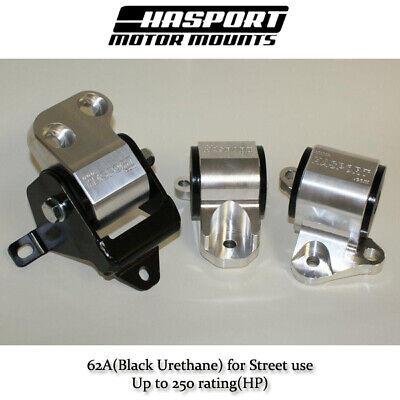 Hasport EK Stock Replacement Mount Kit B/D Series 2-Bolt for 1996-2000 Civic -