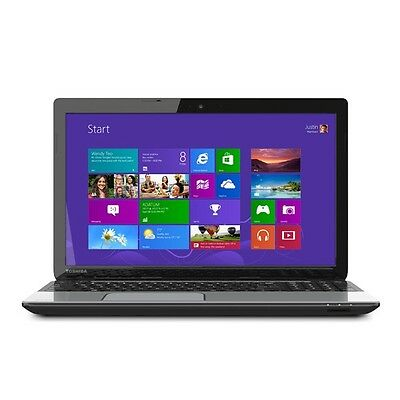 "Toshiba Satellite L55-A5184 15.6"" Laptop Replace L55-A5284 (Core i5, 8GB, 750GB)"