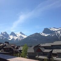 Canmore Rental June and July All Inclusive!