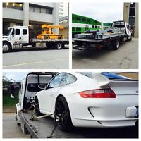 Flat bed towing and moving  416 830 8854 Flat Rate Available