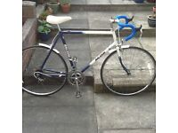 Fully serviced classic Raleigh road bike