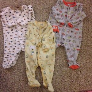 Four 9 month boy sleepers