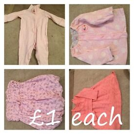 Baby clothing new born 0-3