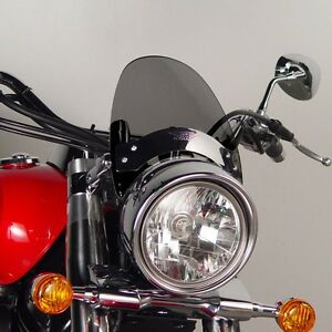Pare brise moto windshield