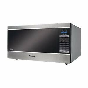 Panasonic 44L 1100W Stainless Steel Inverter Microwave Oven Bankstown Bankstown Area Preview