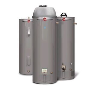 24/7 hot water tank repair and replace. Strathcona County Edmonton Area image 1