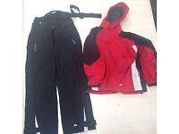 Dare 2 Be ski jacket and sallopetes