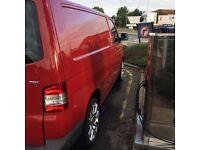 Volkswagen transporter t5 1.9 low miles