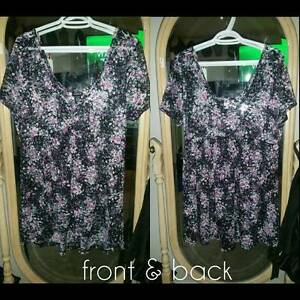 Torrid size one lace shirts ( new )