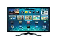 Samsung 40 inch full hd freeview freesat wifi smart led 3D tv bargain price