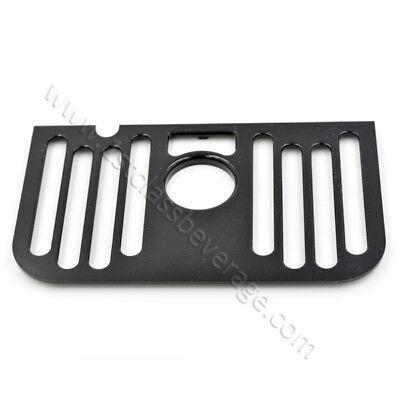 Elmeco First Class- Black Drip Tray Cover -granita- Parts