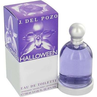 Halloween Perfume by J Del Pozo, 3.4 oz EDT Spray for Women NEW in box Sealed (Halloween J Del Pozo)