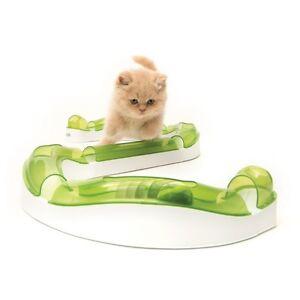 jouet pour chat 1 jour d'usure Super circuit de jeu Catit 2.0
