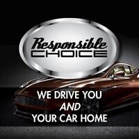 Drive for Responsible Choice. Up to $80/ night or more!