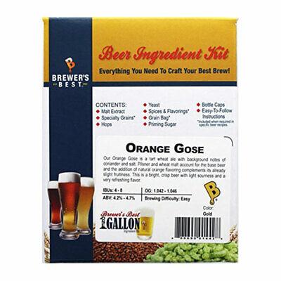 Brewer's Best Orange Gose Beer Kit - 1