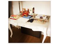 Brissi desk/ coiffeuse with chair