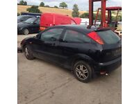 2004 Ford Focus 1.8 TDCI parts