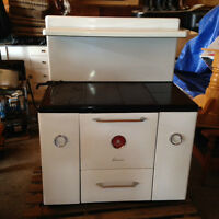 Enterprise Wood Cook Stove
