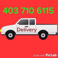 Delivery and moving services 4037106115
