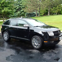 2008 Lincoln MKX SUV Truck AWD - LOW KMs/Great Condition (Edge)