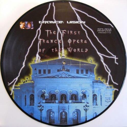 12 Inch Maxi - The First Trance Opera Of The World - Your ..