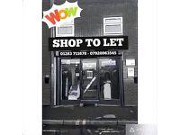 Shop to let *Alum Rock* Pelham* Amazing Opportunity