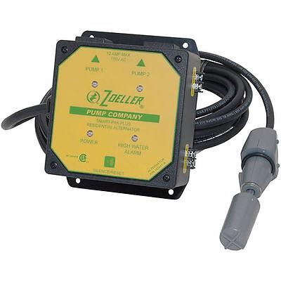 Zoeller 10-0804 - Smart Pak Plus Residential Sump Pump Alternator