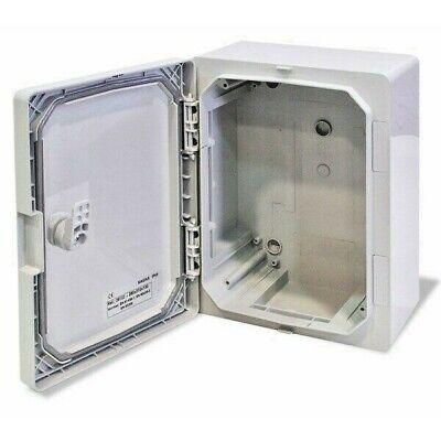 Famatel 39123ul Nema 4xip65 Polycarbonate Enclosure Outdoor Applicationsn New