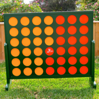 Rent:  Giant Connect 4