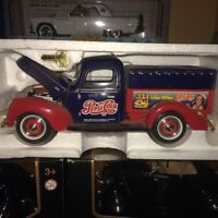 Pepsi diecast coin bank