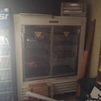 Commercial freezers/coolers