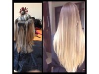 Hair extensions & nail extensions etc