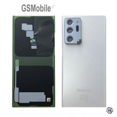 ORIGINAL Tapa Bateria Cristal Camara Cover Samsung Galaxy Note 20 Ultra 5G...