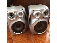 Panasonic Speakers....free delivery
