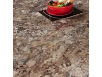 BRAND NEW WORKTOP OFFCUT HIGH QUALITY CURVED EDGE