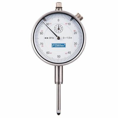 Fowler 52-520-110-0 0-1 0-100 Economy Agd Wf Dial Indicator