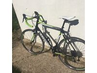 Cannondale synapse sora road bike racing