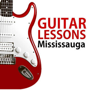 Great Guitar Lessons in Mississauga