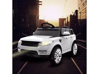 Range Rover sport style electric 12v ride on car with parental control(NEW)