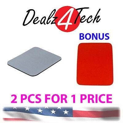 NEW Belkin Standard Mouse Pads 7.9'' x 9.8'' Gray + Red (Bonus)