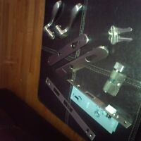 Anderson Series storm door hardware kit